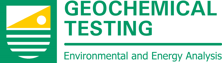 Geochemical Testing